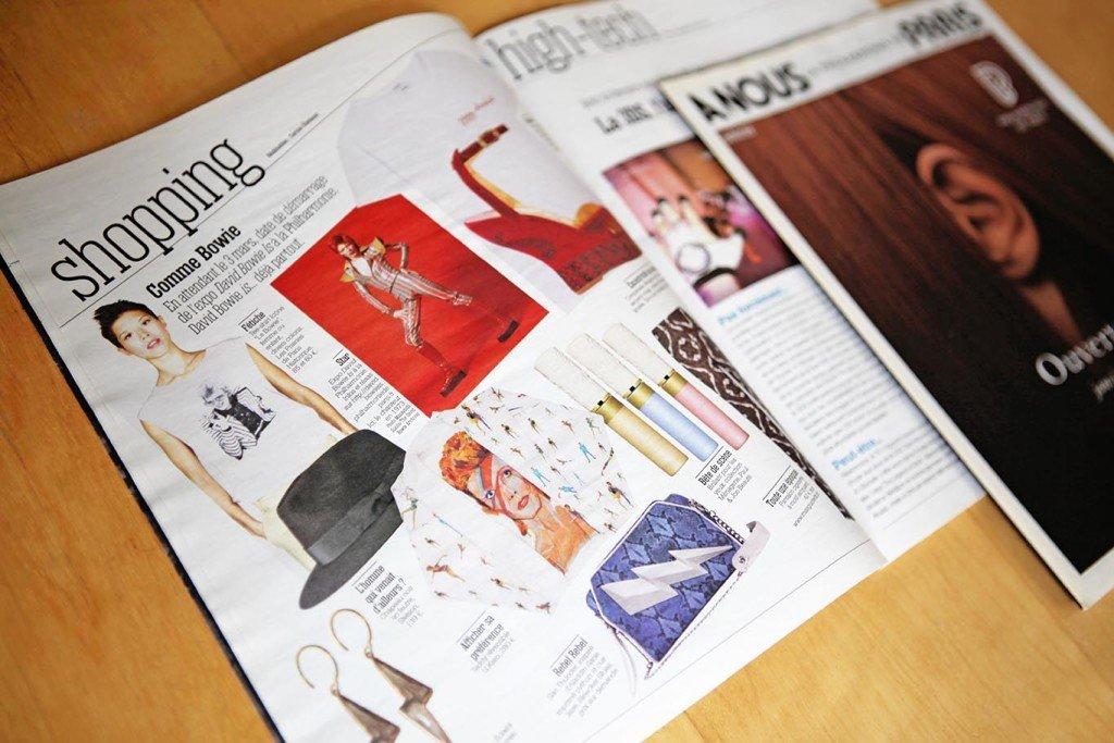 création magazine Graphiste